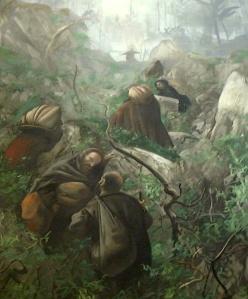 montesenario-rita-annigoni-salita-frati-fondatori