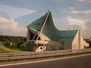 Chiesa dell'Autostrada del Sole (chiesa di San Giovanni Battista)