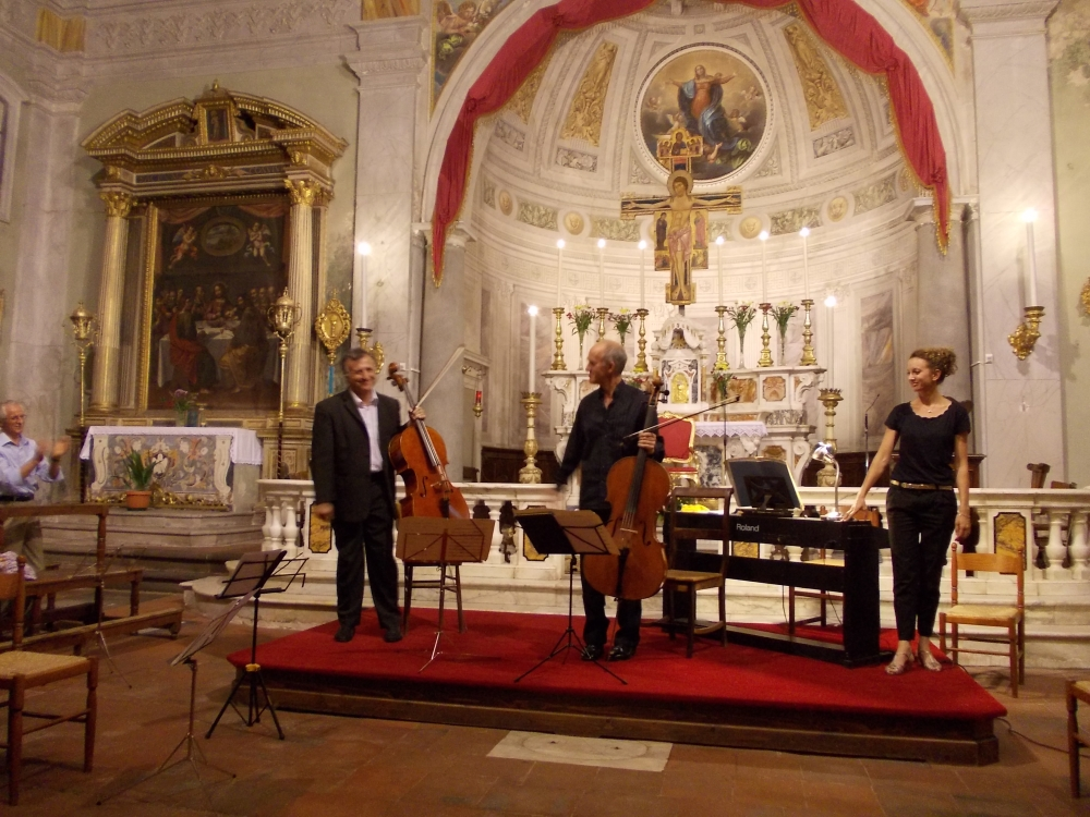 The Violoncelli of Tereglio (3/6)