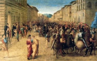 REBR-086-7_French-trops-entering-Florence_1494