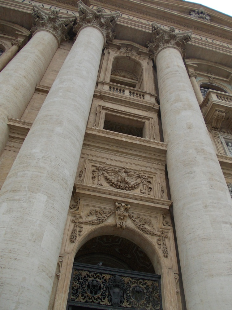 Our Choir Sings at Rome's (and the World's) Greatest Church (6/6)