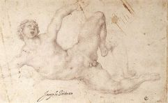 Jacopo_Pontormo_-_Kicking_Player_-_WGA18128